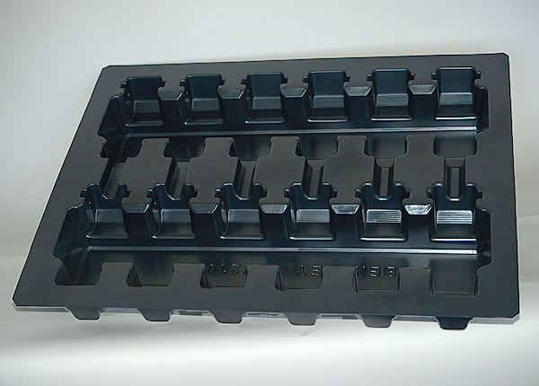 Product transfer tray