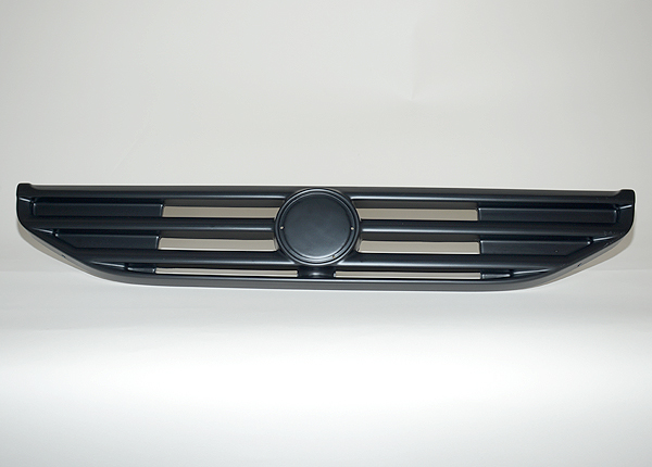 Vehicle grill moulding